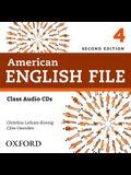 American English File 2e 4 Class Audio CD: American English File 2e 4 Class Audio CD