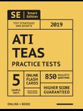 Ati Teas 6 Practice Tests Workbook: 6 Full Length Practice Test Workbook Both in Book + Online, 100 Video Lessons, 1,020 Realistic Questions and Onlin