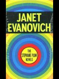 Janet Evanovich Boxed Set #3: with 1 each One For the Money, To the Nines, Ten Big Ones (Stephanie Plum)