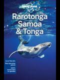 Lonely Planet Rarotonga, Samoa & Tonga 8