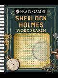 Brain Games - Sherlock Holmes Word Search