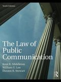 The Law of Public Communication