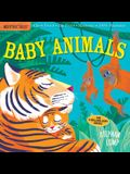 Indestructibles: Baby Animals: Chew Proof - Rip Proof - Nontoxic - 100% Washable (Book for Babies, Newborn Books, Safe to Chew)