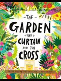 The Garden, the Curtain, and the Cross Board Book: The True Story of Why Jesus Died and Rose Again