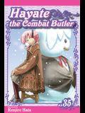 Hayate the Combat Butler, Vol. 35, 35