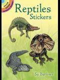 Reptiles Stickers