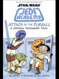 Attack of the Furball (Star Wars: Jedi Academy #8), Volume 8