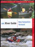 AMC River Guide New Hampshire/Vermont, 4th