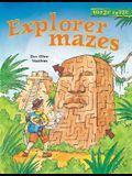 Maze Craze: Explorer Mazes
