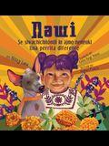 Nawi: una perrita diferente