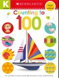 Counting to 100 Kindergarten Workbook: Scholastic Early Learners (Skills Workbook)