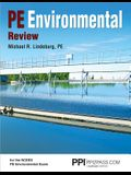Ppi Pe Environmental Review - A Complete Review Guide for the Pe Environmental Exam