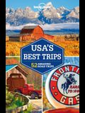 Lonely Planet Usa''s Best Trips