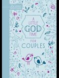 A Little God Time for Couples (Faux Leather Gift Edition): 365 Daily Devotions