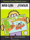 Summer Camp Mad Libs Junior
