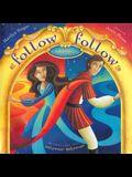 Follow Follow (1 Hardcover/1 CD): A Book of Reverso Poems