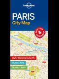 Lonely Planet Paris City Map 1