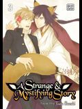 A Strange and Mystifying Story, Vol. 3, 3