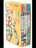The Ramona 4-Book Collection, Volume 2: Ramona and Her Mother; Ramona Quimby, Age 8; Ramona Forever; Ramona's World
