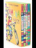 The Ramona Collection, Volume 2: Ramona and Her Mother; Ramona Quimby, Age 8; Ramona Forever; Ramona's World