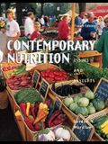 Contemporary Nutrition + E-Text CD-ROM + Nutriquest 2.1 CD-ROM (Book with 2 CD-ROMs for Windows & Macintosh)