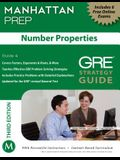 Manhattan Prep: Number Properties GRE Strategy Guide