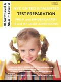 NYC Gifted and Talented Test Preparation Pre-K and Kindergarten: Olsat Workbook and Olsat Level a Practice Test Plus Nnat Workbook and Nnat Level a Pr