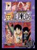 One Piece, Vol. 50, 50 [With Sticker(s)]