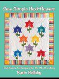 Sew Simple Hexi-Flowers