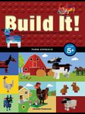 Build It! Farm Animals: Make Supercool Models with Your Favorite Lego(r) Parts
