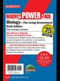 Regents Biology Power Pack: Let's Review Biology + Regents Exams and Answers: Biology