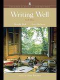 Writing Well, Longman Classics Edition