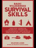 Basic Wilderness Survival Skills, Revised and Updated