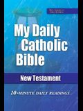 My Daily Catholic New Testament-Nab