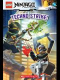 Techno Strike! (Lego Ninjago: Reader)