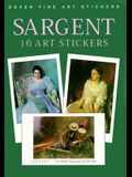 Sargent: 16 Art Stickers