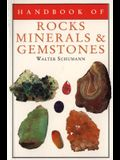 Handbook of Rocks, Minerals, and Gemstones