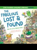 The Fabulous Lost and Found and the little Turkish mouse: heartwarming & fun bilingual English Turkish book for kids