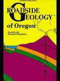 Roadside Geology of Oregon
