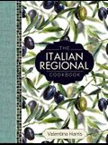 The Italian Regional Cookbook: A Great Cook's Culinary Tour of Italy in 325 Recipes and 1500 Color Photographs, Including: Lombardy; Piedmont; Liguri