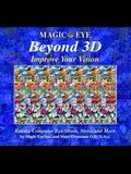 Magic Eye Beyond 3d: Improve Your Vision, Volume 6