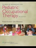 Frames of Reference for Pediatric Occupational Therapy [with Thepoint] [With Thepoint]