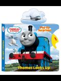 Thomas Looks Up
