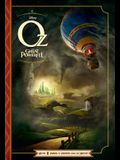 Oz The Great and Powerful: With 8 Pages of Photos From The Movie! (Junior Novelization)
