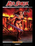 Red Sonja: She-Devil with a Sword Volume 9: Machines of Empire