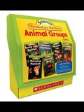 Science Vocabulary Readers: Animal Groups: Exciting Nonfiction Books That Build Kids' Vocabularies