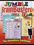 Jumble BrainBusters! IV: The Adventure Continues (Jumbles)