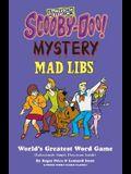 Scooby-Doo Mystery Mad Libs