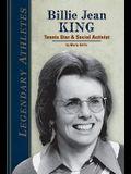 Billie Jean King: Tennis Star & Social Activist: Tennis Star & Social Activist