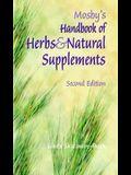 Mosby's Handbook of Herbs & Natural Supplements, 2e